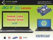 Notebook Laptop Reparatur