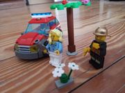 Feuerwehr Einsatzwagen von Lego 60001