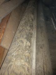 Holz Pfosten