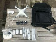 DJI Phantom 4 Kamera-Drohne