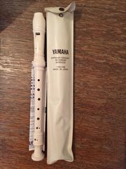 Verkaufe Yamaha Blockflöte Sopran