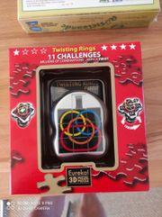 Knobelspiel Twisted Rings