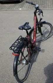 E-Bike 28 Zoll Winora Tria