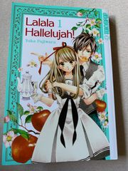 Lalala Hallelujah Manga