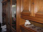Wohnzimmerschrank Eiche Rustikal Massivholz mit
