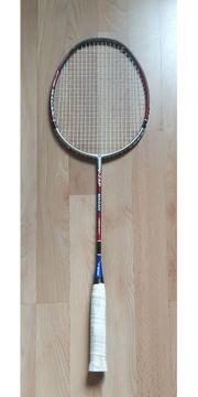 2x Carbon Badmintonschläger