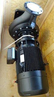 Grundfos Trockenläuferpumpe TP125-340 4 A-F-A-BQQE