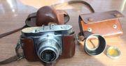 Antike Kamera Voigtländer Vito B
