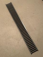 Stegrost Gitter für Entwässerungsrinne Eisenrost