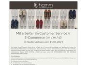 Mitarbeiter im Customer Service E-Commerce