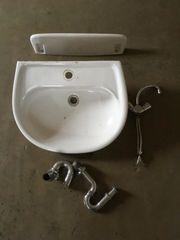 Waschbecken und HD k w