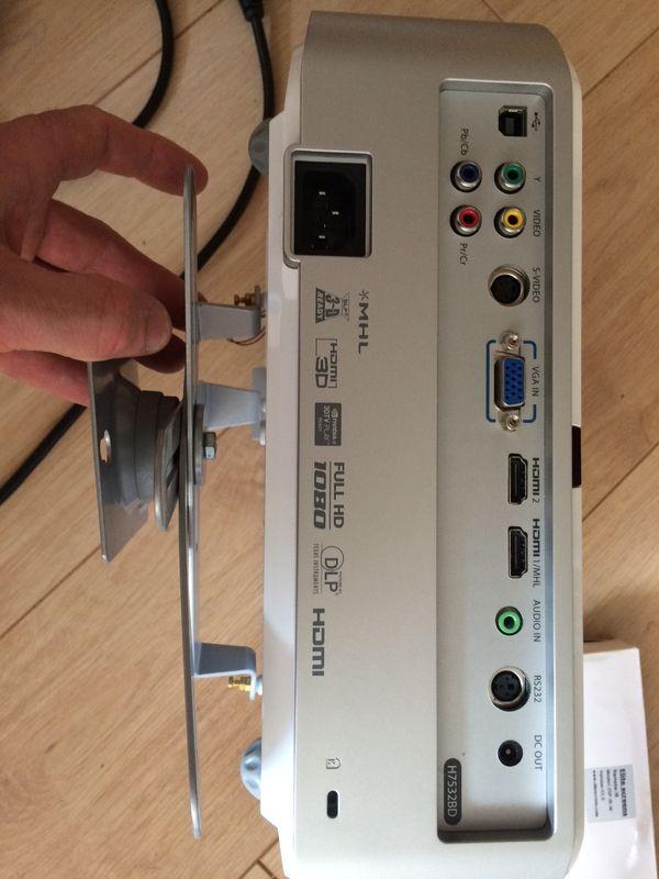Beamer Acer H 7532BD