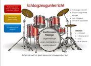 Schlagzeug Percussion Unterricht