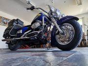 Einzigartige Harley-Davidson Road King FLHRCI