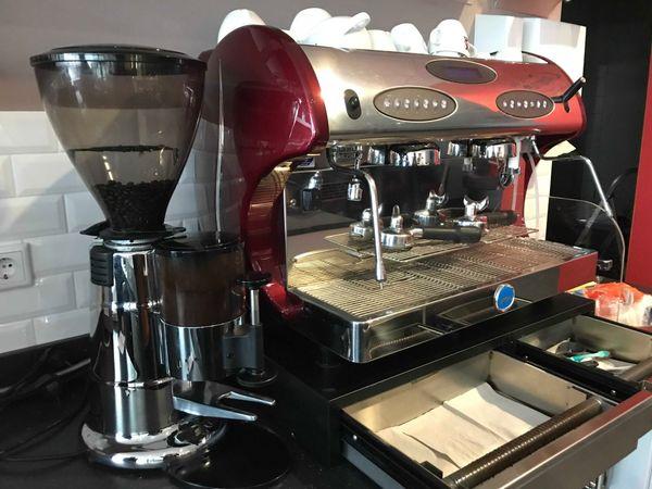 Carimali Kaffeautomat