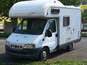 Wohnmobil Hymer Camp 494