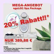 GalvanicSpa - MEGA-Angebot - fast 100EUR sparen - Nuskin