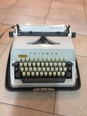 Triumpf Gabriele 29 Schreibmaschine