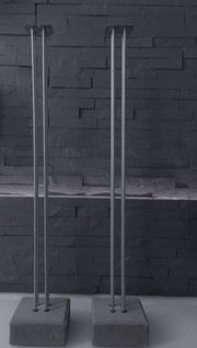 Set Avangarde Audio-Boxenständer 16x16x90cm 2Stück