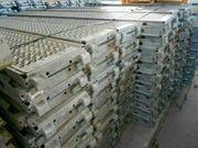Layher Gerüst - 210m² - für Baustelle