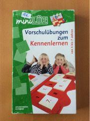 Mini LÜK Vorschulübungen von Westermann