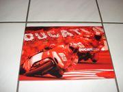Ducati Gesamtprospekt 2004 Monster 996