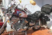 Yamaha XV535 Motorrad Chopper Cruiser