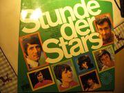 Vinyl-Schallplatte STUNDE DER STARS LP
