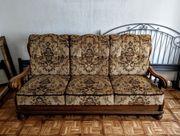 Couch Eiche Rustikal Landhausstil Sitzmöbel