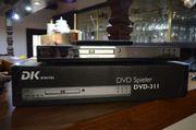DVD Player von DK
