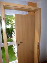 Tür Zarge Buchendekor