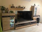 Wohnwand wohn Kombination fernsehschrank