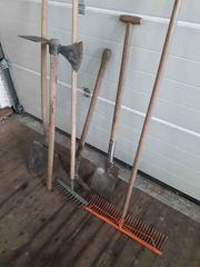 Div Gartenwerkzeug