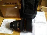 Nikon 14-24 mm F2 8