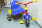 Kettler - buntes Dreirad mit Schiebestange