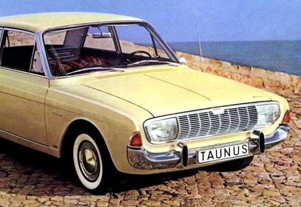 Ford Taunus P5 Teile