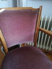 2 schöne Antike Stühle
