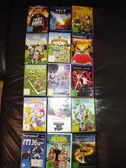 DVD Filme PS Spiele Wii