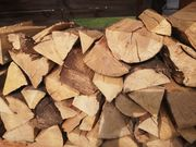 Brennholz Buche Schüttmeter