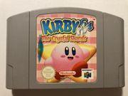 Kirby 64 Nintento 64 gebraucht