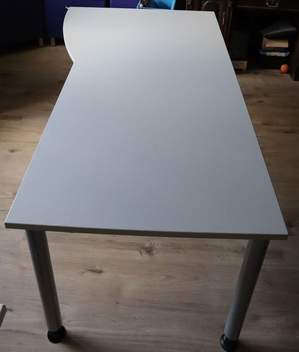 Assmann Schreibtisch Tisch Bürotisch höhenverstellbar