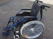Meyra Leichtgewichts-Rollstuhl gut erhalten Breite