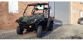 Sonstige Nutzfahrzeuge - Linhai UTV LM1100 Kubota Diesel