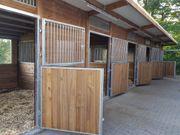Außenboxen für Pferde Pferdestall Pferdebox