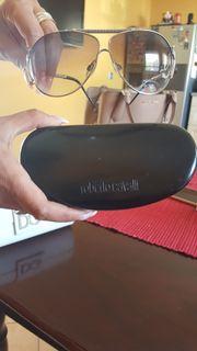Roberto Cavalli Sonnenbrille mit Etui