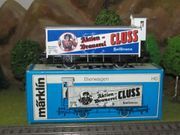 Märklin 4780 - Bierwagen Aktienbrauerei Cluss -
