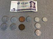 Umlaufmünzen der Ehemaligen DDR