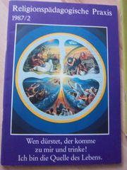 Religionspädagogische Praxis Hefte