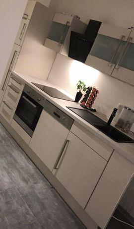 Küchenzeilen, Anbauküchen - Küche Cashmere Miele Neff
