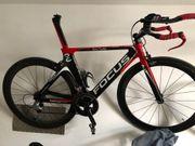 Triathlonrad Focus Izalco Chrono RH